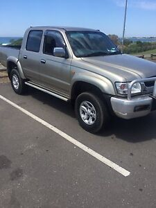 Toyota hilux sr5 Appin Wollondilly Area Preview