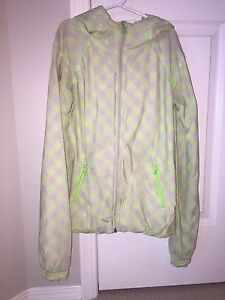 IVIVVA spring lime green jacket