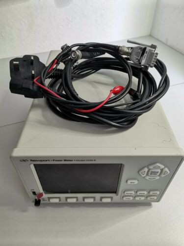 Newport 2936-R Optical Power Meter, Tested