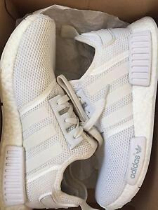Adidas NMD R1 Triple White SIZE US 10 Perth Perth City Area Preview