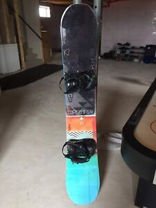 908685bb5b Snowboard K2 With Bindings
