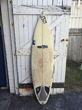 6'1 JS Surfboard Mermaid Beach Gold Coast City Preview