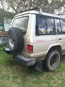 Pajero 1989 auto rego Mallabula Port Stephens Area Preview