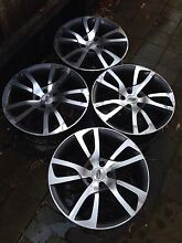 """19"""" FPV BF MK2 Typhoon replica rims to suite E series Hoppers Crossing Wyndham Area Preview"""