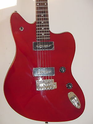 New 6 String Glen Burton Off Set Body Style  Electric Guitar