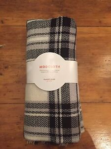 Brand New Mod Cloth Blanket Scarf in Original Packaging