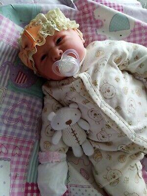reborn baby doll re born lifelike girl/boy adult child gift