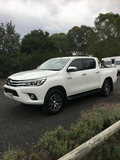 2016 SR5 Toyota Hilux Southbrook Toowoomba Surrounds Preview