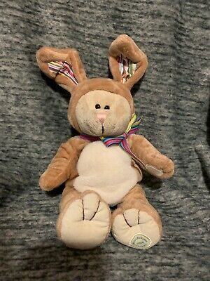 Starbucks Bear In Bunny Outfit Easter 2008 Bearista Plush 75th Edition 12