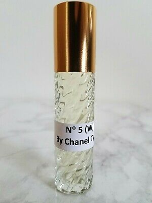 N°5 Chanel Type Perfume Body Oil Roll-on For Women Pure Natural Oil From USA!!!