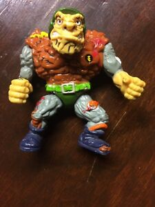 TMNT General Traag action figure 1989