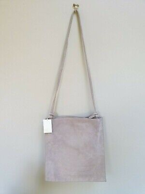 Vagabond cross body ,shoulder ,tote bag  RRP  £140 Suede Cross Shoulder Tote