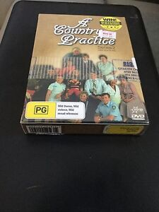 A Country Practice S2 Ep 15-44 dvd Macquarie Hills Lake Macquarie Area Preview