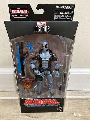 Marvel Legends - X-FORCE DEADPOOL - HASCON Exclusive Re-Release - SASQUATCH BAF