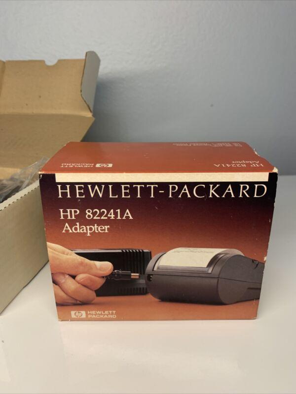 OEM HP 82241A AC Adapter For 95LX Palmtop PC IR 82240 ThinkJet 2225 Printer