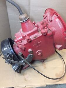 1952 Ford Truck Transmission 3 Speed