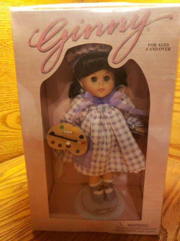 Ginny Doll Art Class