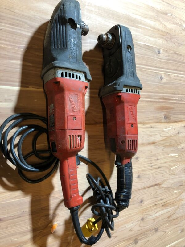 """Milwaukee SUPER HAWG 1680-20 HEAVY DUTY Rotating 1/2"""" Corded Electric Drill 13A"""