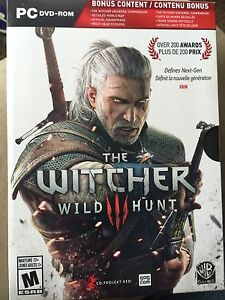 "The WITCHER 3  ""game of the year edition"""
