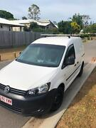 2013 Volkswagen Caddy Banyo Brisbane North East Preview