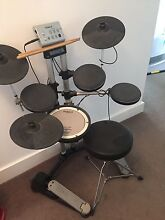 Roland electronic drum kit and stool Caringbah Sutherland Area Preview
