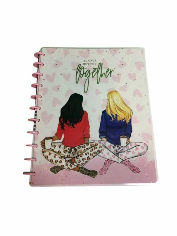 NEW me & my BIG Ideas Happy Notes Rongrong Notebook