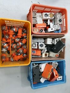 Industrial switches and socket's