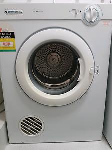 Simson Ezi Loader 5kg Dryer Geelong Geelong City Preview