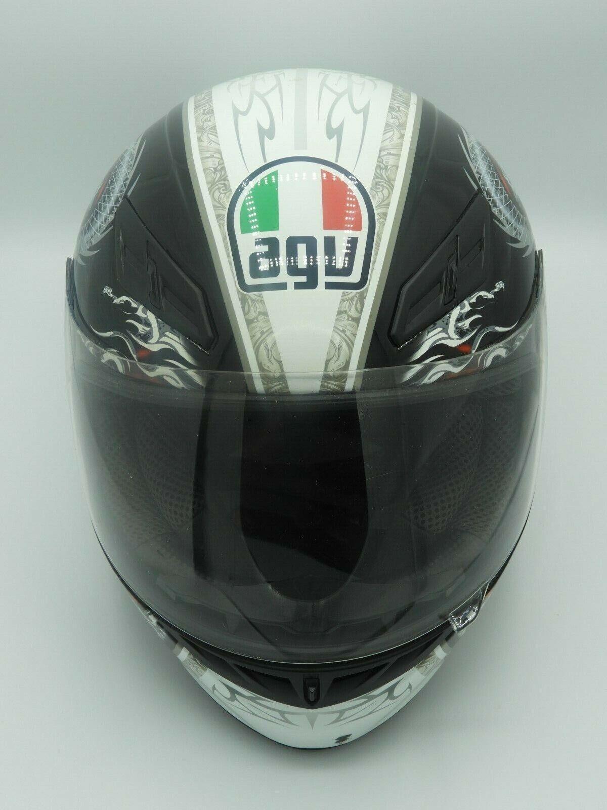 AGV K4 Motorcycle Helmet Kraken XS