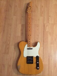 Phoenix telecaster made in japan