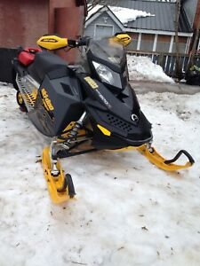 2008 mxz 800 / with a new short block motor with paper work