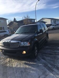Lincoln aviator 2005 fully loaded low km