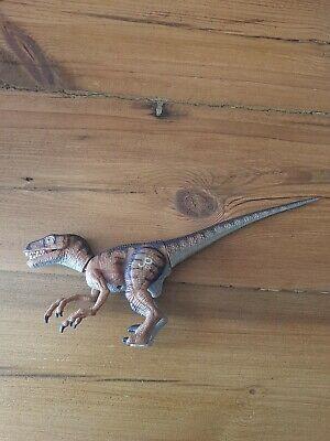 Jurassic Park Velociraptor JP03 Toy Dinosaur Action Figure Vintage Kenner 1993