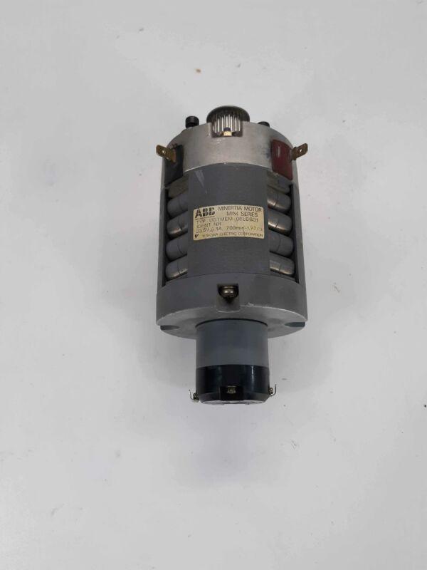 ABB UGTMEM-06LBB31 Minertia Motor Mini Series