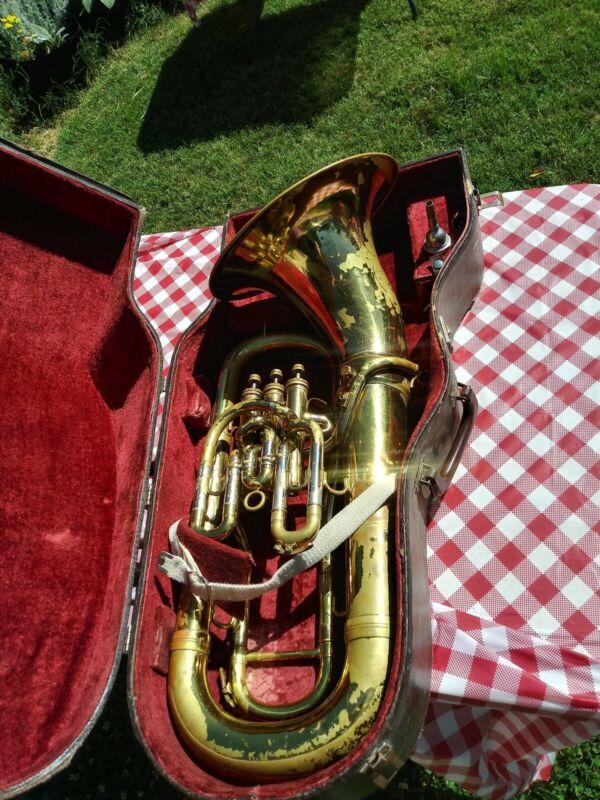 *Besson Baritone Horn