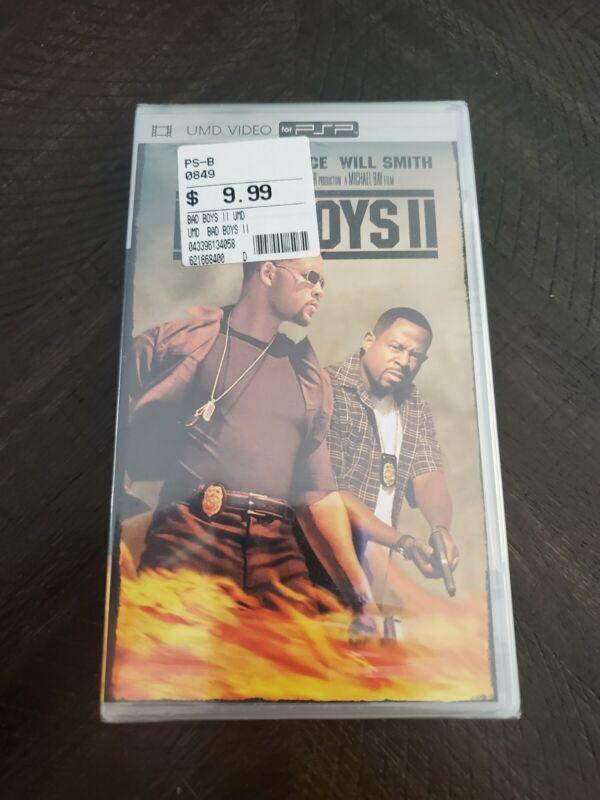 Bad Boys II PSP UMD video