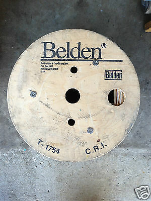 Belden 85231 1100 Ft 2 Conductor 16 Awg Stranded Tc Conductors Tefzel 100 Cover