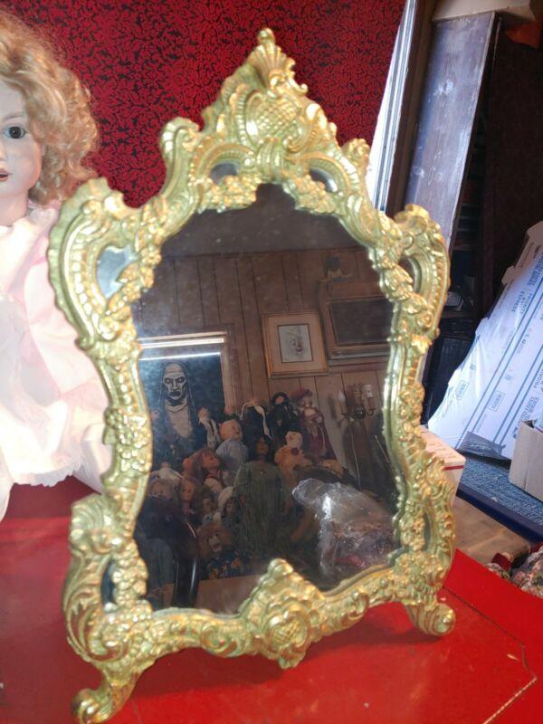 Real Haunted Antique Mirror beautiful paranormal activity item portal