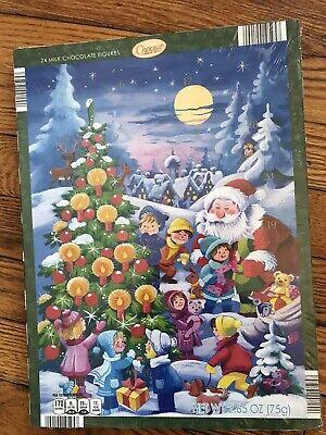 Aldi Chocolate Advent Calendar 24 Candy Figures Christmas Countdown Germany