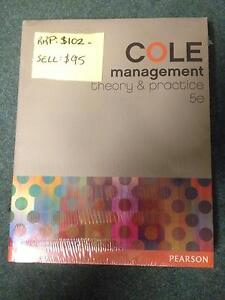 COLE management theory & management 5e Elanora Gold Coast South Preview