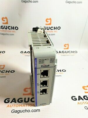 Allen Bradley Mvi69-gsc Prosoft Compactlogix Serial Communication Module Fw 1.1