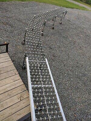 Nestaflex 225 Gravity Roller Conveyor
