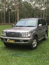 Toyota Land Cruiser, 100 Series Jilliby Wyong Area Preview
