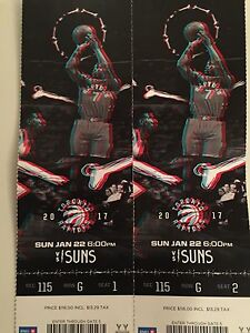 Raptors Tickets For Sale
