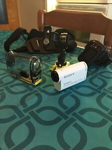 Action camera Sony HDR-AS100V