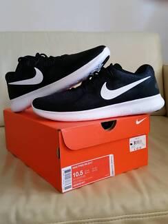 NEW Nike Free RN Run 2017 Men Shoes 2 Pairs (Black & Blue) 10.5US