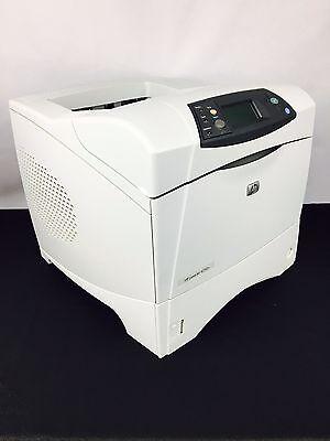 HP LaserJet 4350N Laser Printer - 6 MONTH WARRANTY - Fully Remanufactured