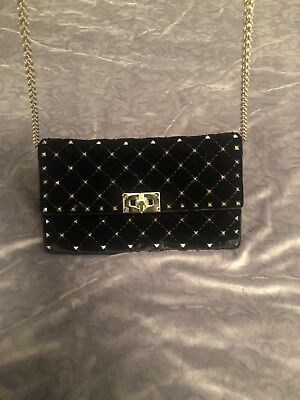 valentino rockstud bag black for sale  Columbus