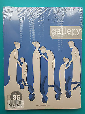 Gallery Vol. 35 - The World´s Best Graphics  (Englische Ausgabe) ungelesen 1a