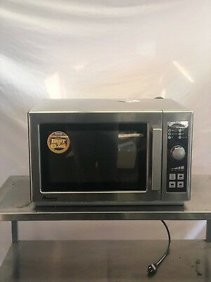 Open Box Amana Commercial Medium Volume Microwave Rcs10dse